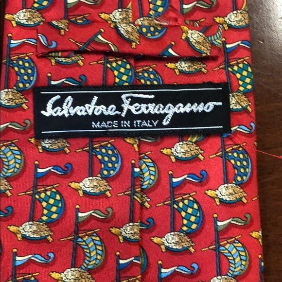 Salvatore Ferragamo Other - SALVATORE FERRAGAMO 100%Silk .